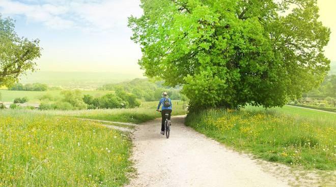 """La Nazione: Nasce il """"Valdarno Bike Road"""". Una maxi rete ciclabile in mezzo alla natura"""