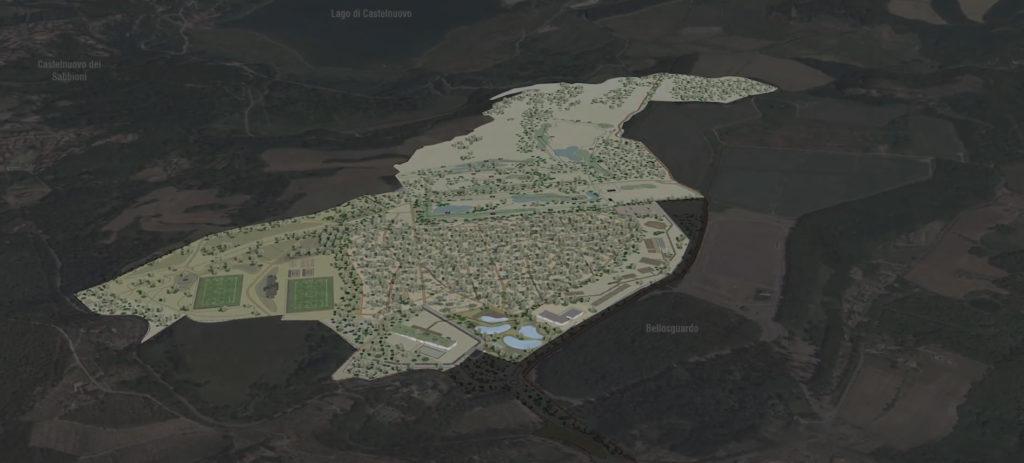 """Nasce il """"Cavriglia Village – Parco dello Sport"""""""