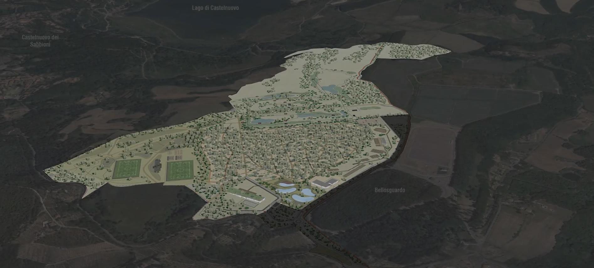 Cavriglia Village – Parco dello Sport