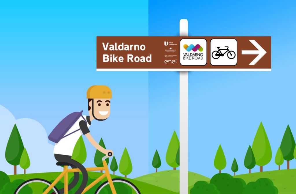 Conferenza di presentazione Valdarno Bike Road in Consiglio Regionale della Toscana