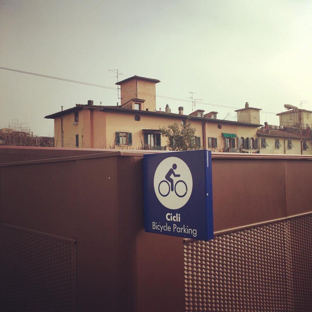 Nuovo Bike Park alla stazione di San Giovanni