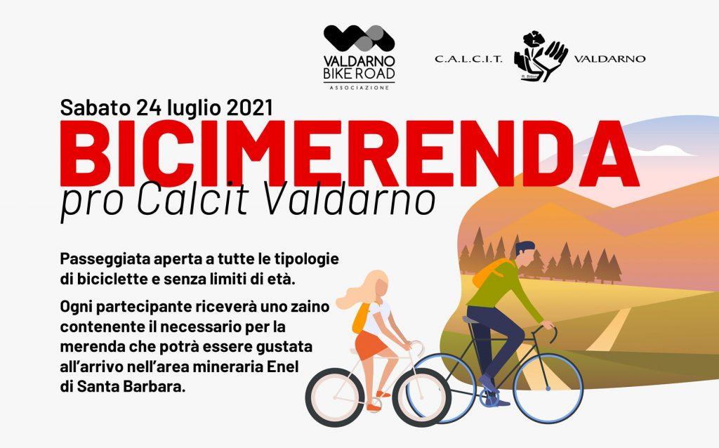 """""""Bicimerenda"""" pro Calcit Valdarno"""
